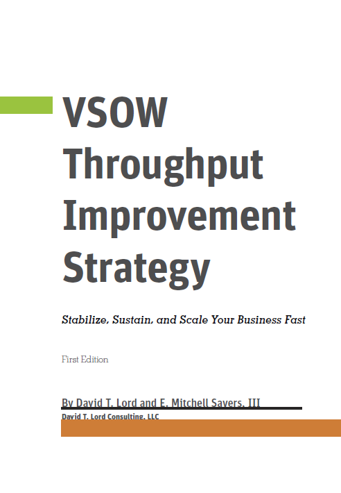 Throughput Improvement Strategy  (Coming Soon)